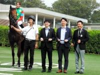 藤田菜七子が今年JRA29勝目「しっかり伸びてくれた」