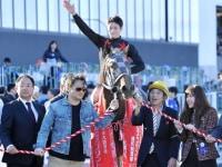 【JBCスプリント】ブルドッグボスJRA勢を撃破V 御神本は菜七子ファンへ謝罪