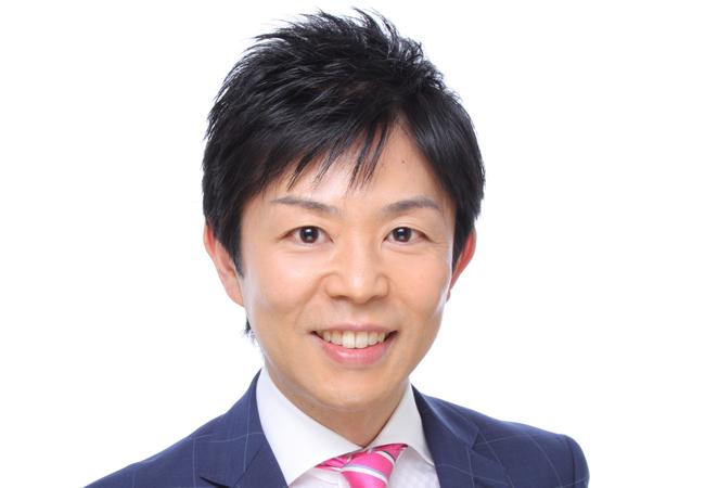 エ女王杯で実況を担当する岡安譲アナウンサー(写真提供:関西テレビ)