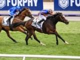 【豪・マッキノンS】R.ムーア騎手「本当に素晴らしい牝馬です」