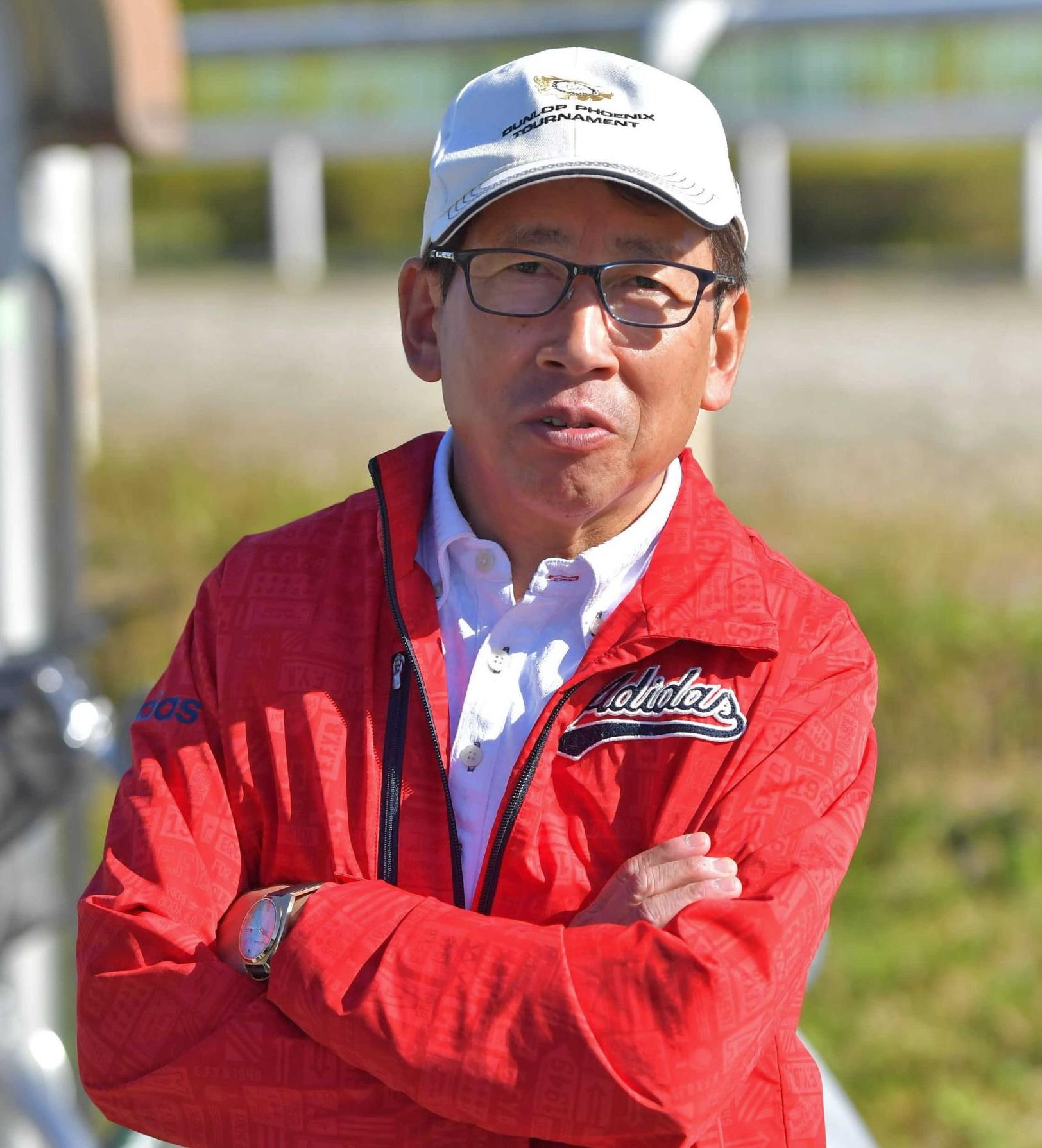 区切りの通算800勝到達を目前に見据える安田隆師