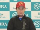 【JRA】スワーヴリチャード鞍上マーフィー騎手「馬として完成している」/ジャパンC共同会見