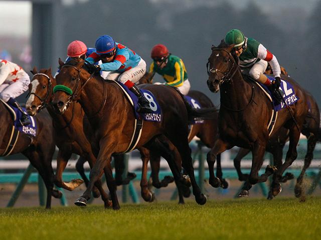 昨年は古馬混合重賞で3歳馬は10%以上の勝率を残しており、ブラストワンピースの勝利も必然だった!?(撮影:下野雄規)