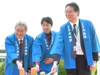 武豊が決意新た「今年はさらに上げたい」 京都・中山で恒例鏡開き
