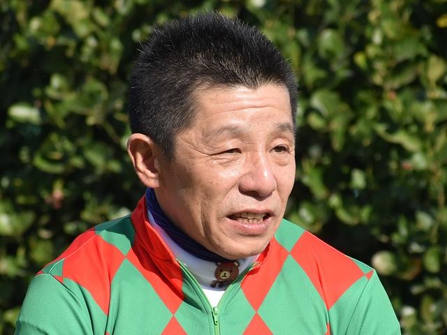 2月15日(土)から2月16日(日)まで2日間の騎乗停止となった熊沢重文騎手(c)netkeiba.com