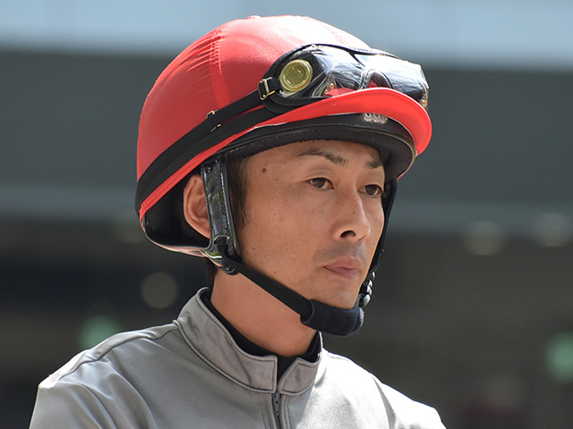 騎手免許を返上した菅原俊吏騎手(撮影日は2018年7月22日)