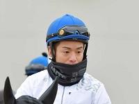 休養中の浜中「馬に乗るのは楽しい」栗東トレセンで調教騎乗を再開