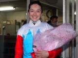 【地方競馬】ミシェル騎手、名古屋での初勝利に「とても嬉しい」