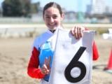 【地方競馬】ミシェル騎手がユメノハジマリで地方競馬通算26勝目、C.デムーロ騎手の短期免許での勝利数を上回る