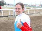 """【地方競馬】ミシェル騎手「私は勝つためにここに来ているので…」外国人騎手の地方最多勝記録まであと""""1"""""""