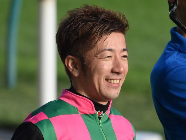 マーメイドSを勝利した酒井学騎手(c)netkeiba.com、撮影日:2018年10月20日