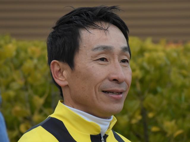 JRA通算2800勝を達成した横山典弘騎手(c)netkeiba.com、撮影日:2020年1月25日