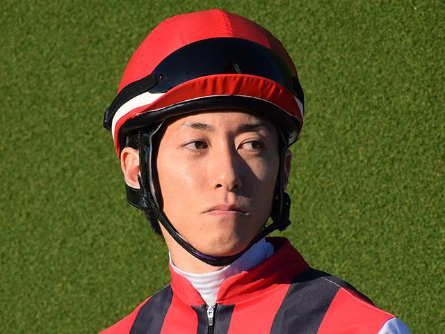 津村明秀騎手(撮影日は昨年12月8日)