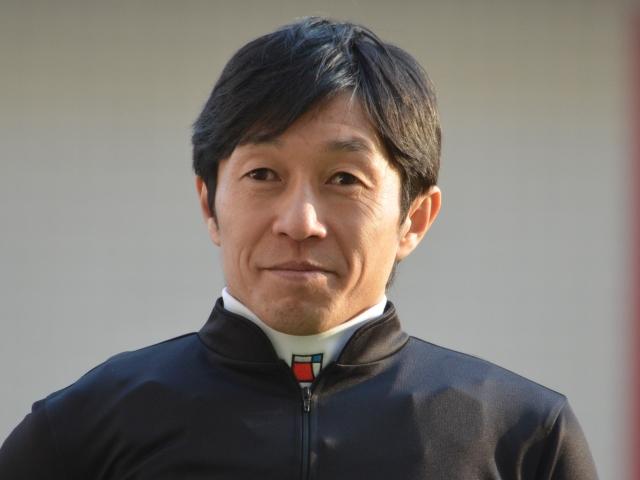 スポーツ功労者顕彰を受賞した武豊騎手(c)netkeiba.com