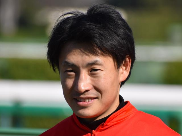 レッドアネモスを勝利へ導いた吉田隼人騎手(c)netkeiba.com、撮影日:2018年3月17日
