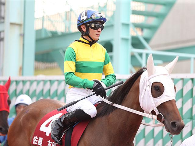 引退したことがわかった佐藤友則騎手(撮影:高橋正和)