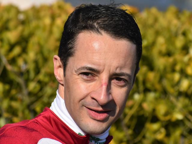 タイムフライヤーをダート重賞初勝利へ導いたC.ルメール騎手(c)netkeiba.com、撮影日:2020年1月13日