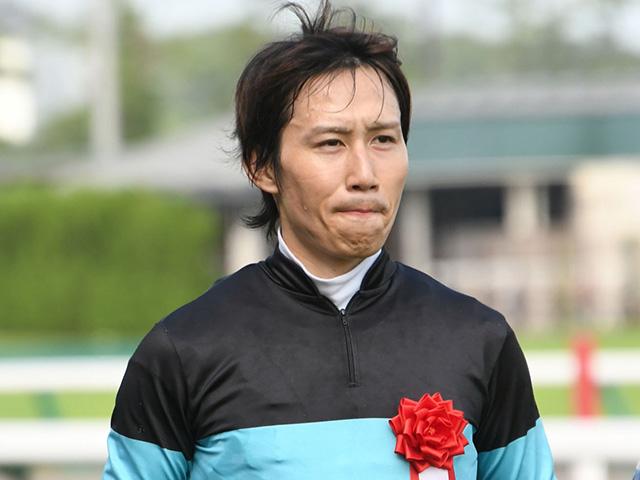 田辺裕信騎手(写真は2019年プロキオンS優勝時)