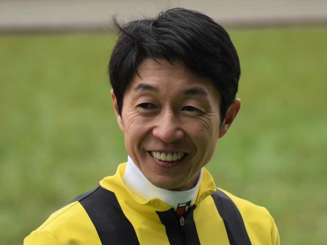 小倉2歳Sをメイケイエールで制した武豊騎手(撮影日は20年2月15日、(c)netkeiba.com)