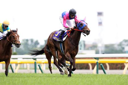 武幸四郎&メイショウマンボが低評価を覆し優勝。武幸四郎騎手は6年7か月ぶりのGI勝利(撮影:下野雄規)