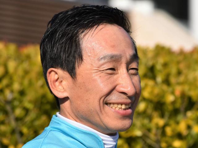 トロワゼトワルで京成杯AHを連覇した横山典弘騎手(c)netkeiba.com、撮影日:2020年1月13日