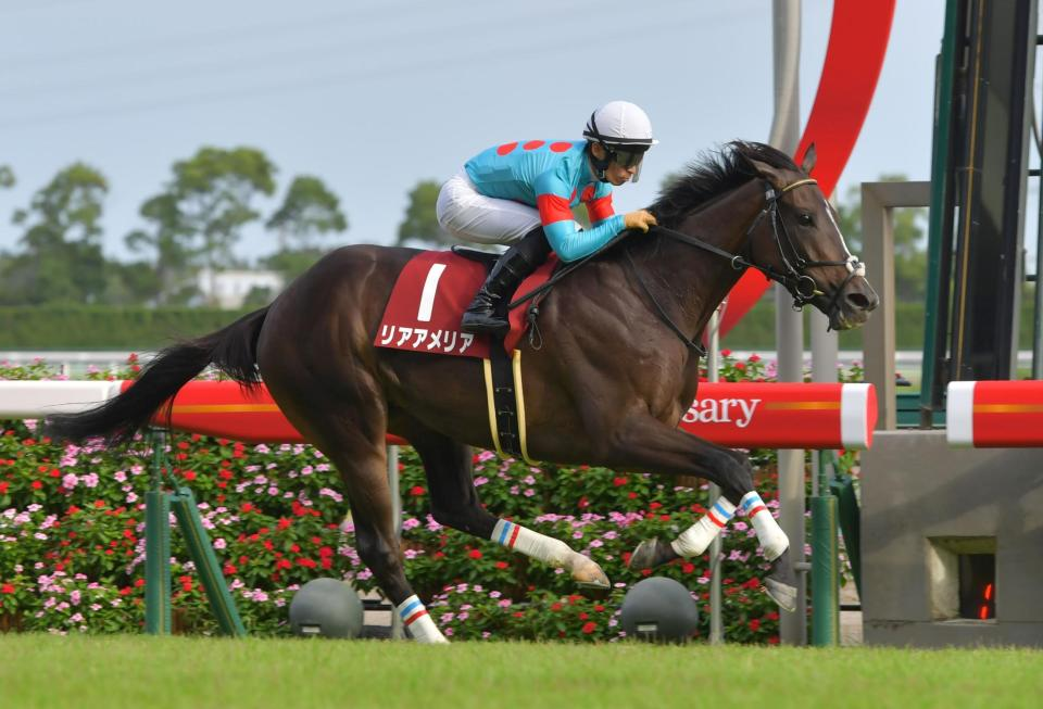 Photo of [로즈 S]3番人気のリアアメリアが勝利| 競馬ニュース – netkeiba.com