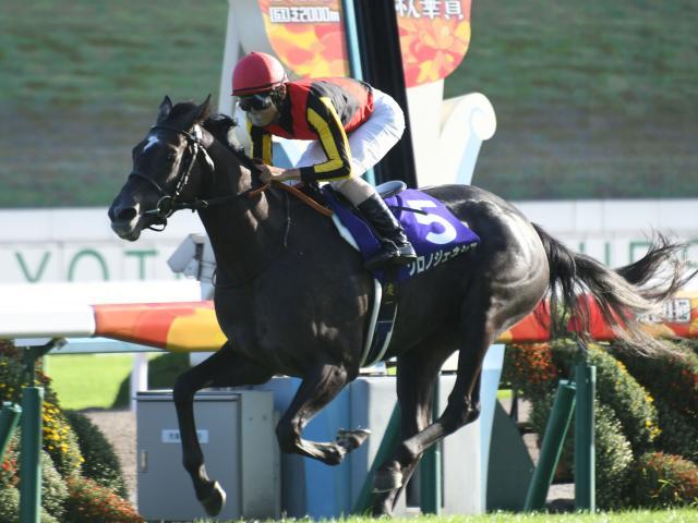 最強牝馬の座を狙うクロノジェネシス(c)netkeiba.com