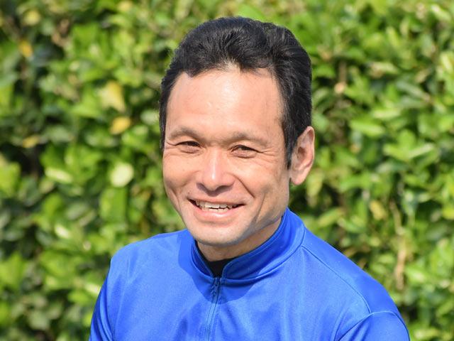 JRA通算17000回騎乗を達成した江田照男騎手(写真は2019年4月7日隅田川特別時、(c)netkeiba.com)