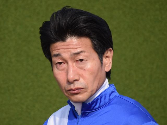 柴田善臣騎手(撮影日は2019年2月23日)