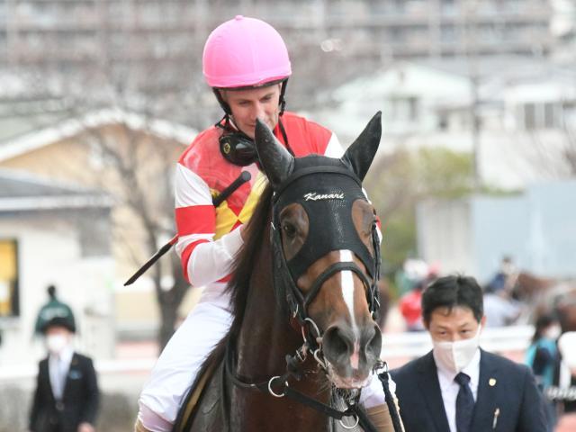 マイネルエクソン、園田の一冠を奪取   競馬ニュース - netkeiba.com