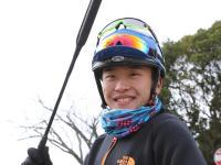 【朝日杯FS】山田 感謝の大舞台!ビゾンテノブファロでG1初挑戦「うれしいです」