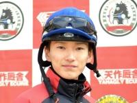 坂井瑠星が年男の誓い 中央でG1V&矢作師に恩返し「もっと勝たないと」