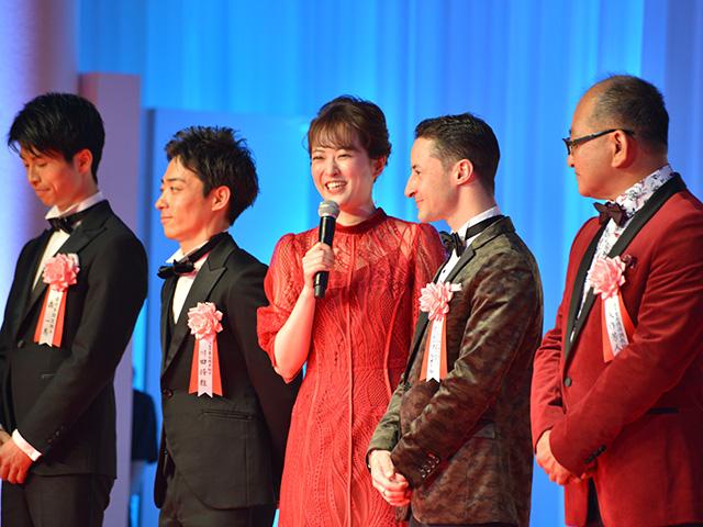 2019年度JRA賞授賞式の様子