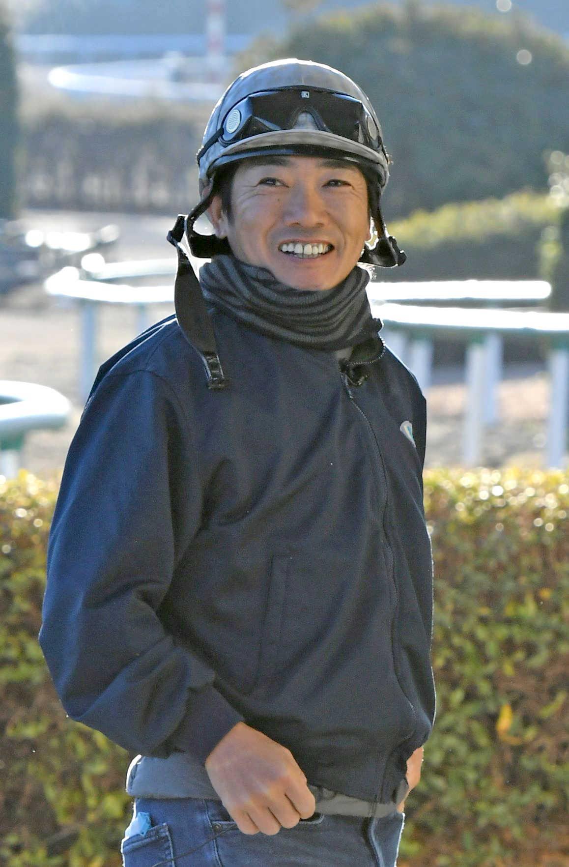 エムオーシャトルとのコンビで桜の舞台を目指す田中勝