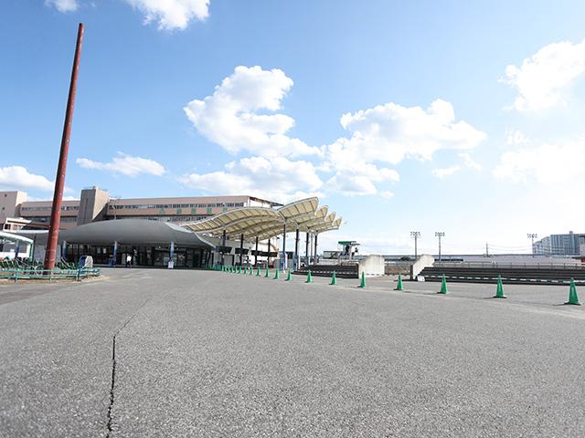 船橋競馬場(撮影:高橋正和)