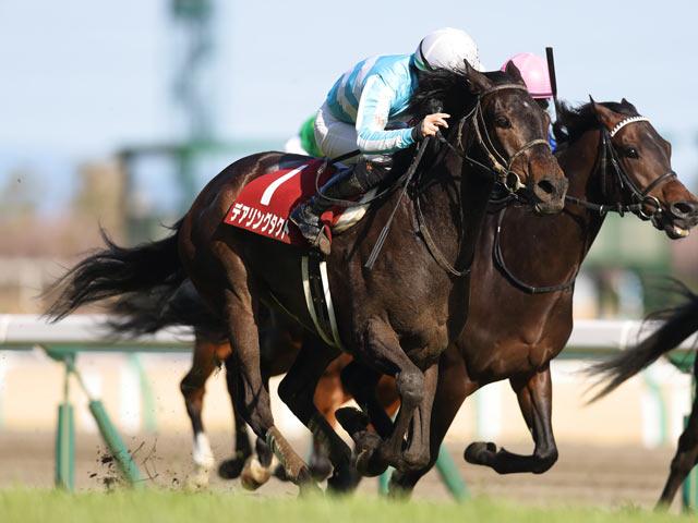 三冠牝馬デアリングタクトが香港へ挑む(撮影:高橋正和)