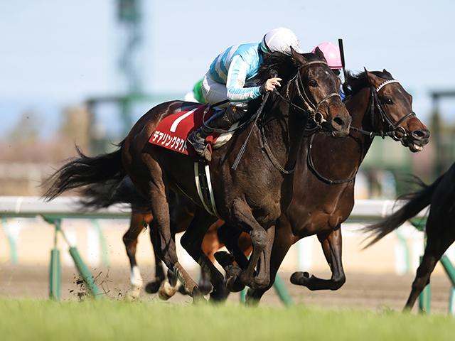 香港で昨年の牝馬3冠を制した意地を見せることができるか?(撮影:高橋正和)
