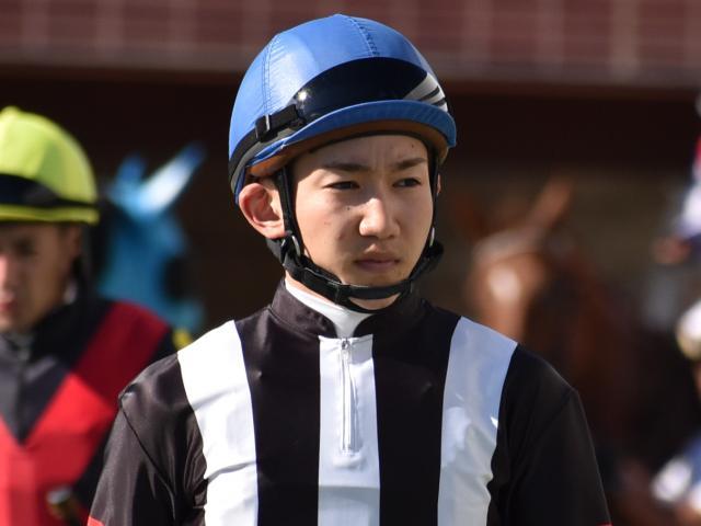 20日付けで引退する三津谷騎手(c)netkeiba.com