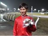 【地方競馬】山崎誠士騎手が地方競馬通算1600勝を達成!