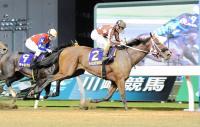 【地方競馬】セイカメテオポリスが重賞初制覇 渡辺和師「大きいところを獲れる馬と言い聞かせていた」