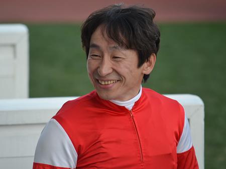 宝塚記念ではこの勝負服で挑むことが決まった横山典弘騎手
