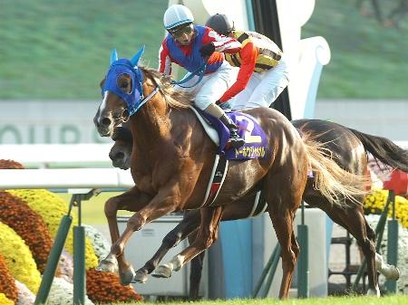 トーホウジャッカルが3分1秒0の日本レコードで菊花賞制覇、 デビューからわずか149日