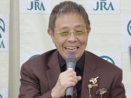 菊花賞優勝のキタサンブラックを所有する北島オーナーは「こんなに感動した日は初めてです」と語った(写真:大恵陽子)