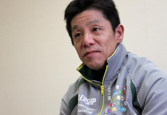 熊沢重文騎手