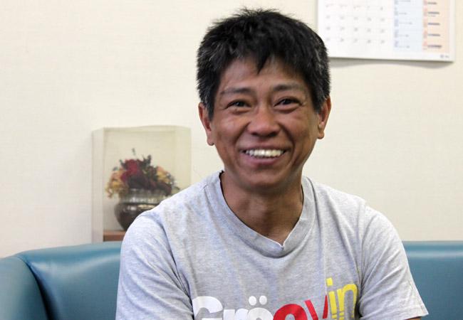 林満明騎手(1)『ジャンプ界に新...