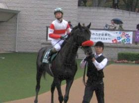 12年武蔵野S、ダノンカモン騎乗時(3着)