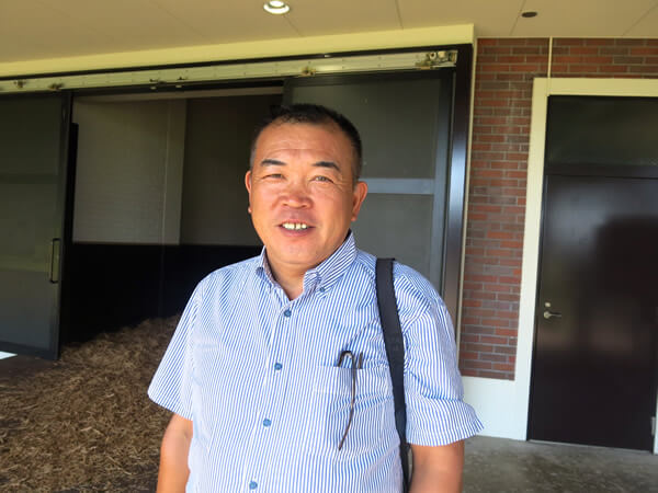 本田土寿さん
