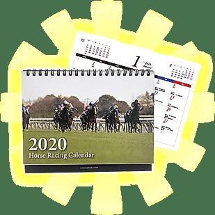画像 netekiba オリジナルカレンダー