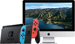 iMac Nintendo Switchなど