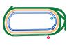 東京障3110mコース